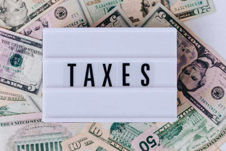 Preparing Your Taxes
